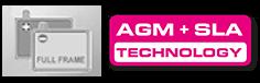 AGM + SLA
