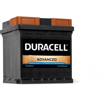 Duracell Advanced DA42 42Ah 420A Punto Panda