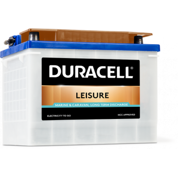 Akumulator Duracell Leisure DL72L 12V 72Ah