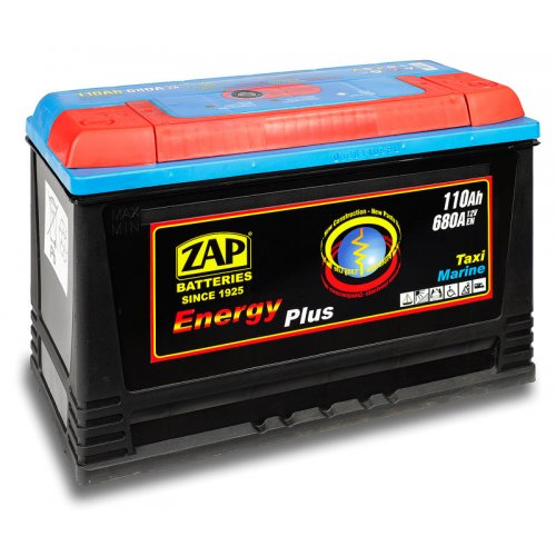 Akumulator 110Ah 680A ZAP Energy Plus 96100