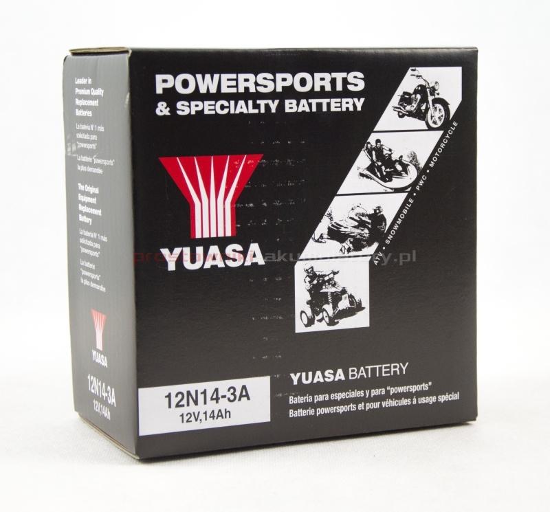Batterie Moto yb14l-a2 12 V 14ah pour HONDA CB 750 K Four cb750 Batterie