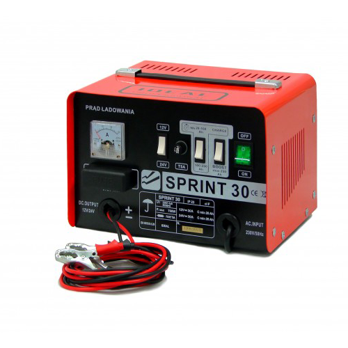 Prostownik Ideal SPRINT 30 12/24V 30A